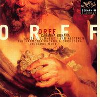 Orff: Carmina Burana - Arleen Aug�r (soprano); John van Kesteren (tenor); Jonathan Summers (baritone); Philharmonia Chorus (choir, chorus);...