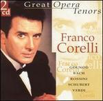 Great Opera Tenors-Franco Corelli