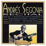 AndrTs Segovia: Recital