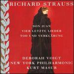 Richard Strauss: Don Juan; Vier Letzte Lieder; Tod und VerklSrung