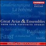 Great Arias & Hlts From Your Favorite Operas I