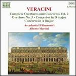 Veracini: Complete Overtures & Concertos, Vol. 2