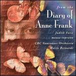 From the Diary of Anne Frank