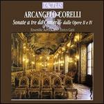Corelli: Sonate a tre da Camera from Opus 2 & 4