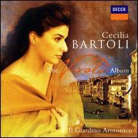 The Vivaldi Album - Cecilia Bartoli (mezzo-soprano); Il Giardino Armonico; Arnold Schoenberg Choir (choir, chorus); Giovanni Antonini (conductor)