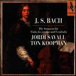 Bach: Die Sonaten fnr Viola da gamba und Cembalo