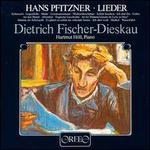 Hans Pfitzner Lieder
