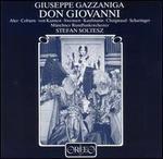 Giuseppe Gazzaniga: Don Giovanni