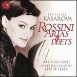 Vesselina Kasarova-Rossini Arias and Duets / Flórez, Fagan