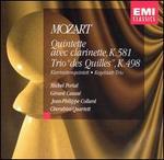 Mozart: Clarinet Quintet; Trio
