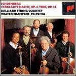 Schoenberg: VerklSrte Nacht, Op. 4; Trio, Op. 45