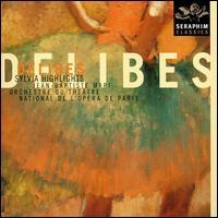 Delibes: Sylvia (Highlights) - Daniel Deffayet (sax); Roger Andre (violin); Paris National Opera Orchestra; Jean-Baptiste Mari (conductor)