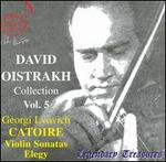 David Oistrakh Collection Vol.5