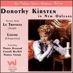 Dorothy Kirsten in New Orleans