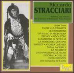 Arias from Faust, La Traviata, Il Trovatore, Un Ballo in Maschera, Ernani, Rigoletto, Il Barbiere di Siviglia, etc.