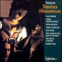 Vivaldi: Juditha Triumphans - Ann Murray (mezzo-soprano); Jean Rigby (mezzo-soprano); Maria Cristina Kiehr (soprano); Sarah Connolly (mezzo-soprano);...