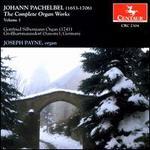 Pachelbel: The Complete Organ Works, Vol. 1