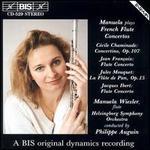 Manuela Plays French Flute Concertos