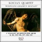 Mozart: Early String Quartets (1770-1773)
