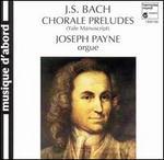 J.S. Bach: Chorale Preludes (Yale Manuscript)
