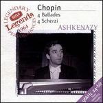 Chopin: 4 Ballads; 4 Scherzi