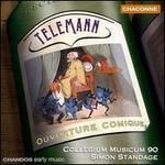 Telemann: Comical Overtures