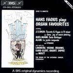 Hans Fagius Plays Organ Favorites