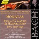 Sonatas Bwv 1027-1029