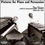 Pictures for Piano and Percussion