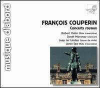 Couperin: Concerts royaux - Davitt Moroney (clavecin); Jaap ter Linden (bass viol)