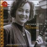 Michala Petri Plays Bach & Telemann