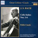 Bach: Cello Suites Nos. 1-6