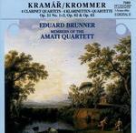 Krommer: 4 Clarinet Quartets
