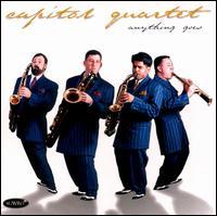 Anything Goes - Capitol Quartet; Tony Baldwin (bass); Sam Pilafian (conductor)