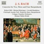 Bach: Concertos for Harpsichords