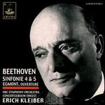 Beethoven: Sinfonie 4 & 5; Egmont ouverture