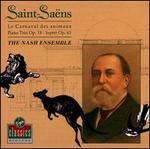 Saint-Saens: Le Carnaval es animaux; Piano Trio; Septet