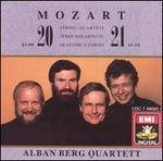 Mozart: String Quartets 20 and 21