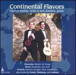 Continental Flavors