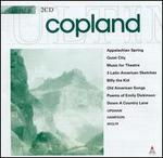 Copland: Appalachian Spring; Quiet City; Music for Theatre; 3 Latin American Sketches; Billy the Kid; etc.