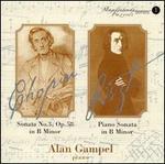 Chopin: Sonata No. 3, op. 58/Liszt: Piano Sonata in B minor