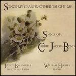 Songs My Grandmother Taught Me - William Hughes (piano)