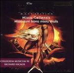 The Haydn Mass Edition: Missa Cellensis; Missa sunt bona mixta malis