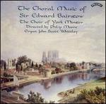 The Choral Music of Sir Edward Bairstow