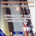 Mayr/Lizio/Rolla/Vivaldi: Bassoon Concertos