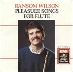Pleasure Songs for Flute