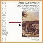 Dances from Spain and Latin America