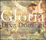 Vivaldi-Gloria · Handel-Gloria · Dixit Dominus / English Baroque Soloists · Monteverdi Choir · Gardiner