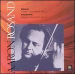 Bruch: Violin Concerto No. 2; Paganini: Violin Concerto No. 1