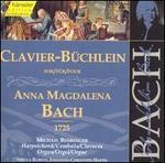 Bach: Clavier Book for Anna Magdalena Bach (1725)